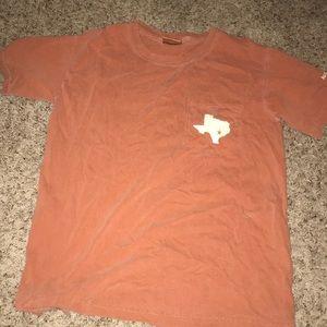 texas university shirt